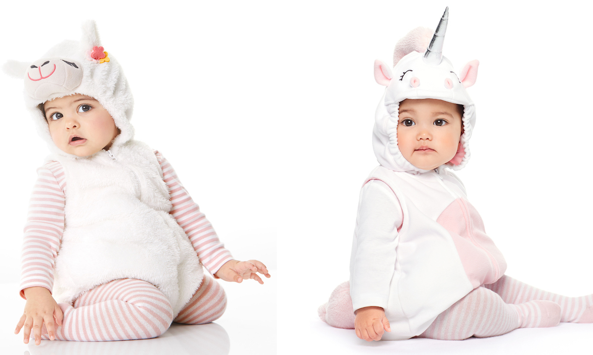 Best Halloween Costumes for Baby from Carter's