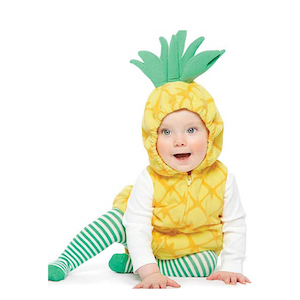 Carter's Little Pineapple Halloween Costume photo
