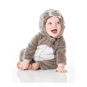 Carter's Little Sloth Halloween Costume photo