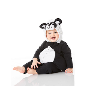 Carter's Little Panda Halloween Costume photo