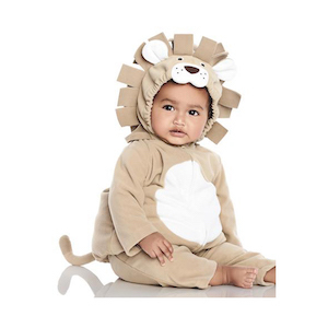Carter's Little Lion Halloween Costume photo