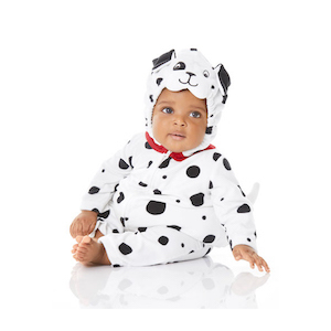 Carter's Little Dalmatian Halloween Costume photo