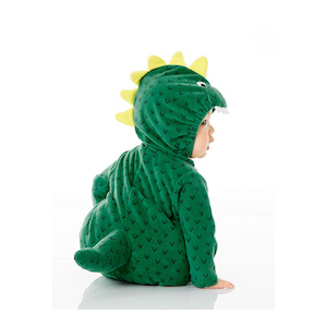 Carter's Little Dragon Halloween Costume photo