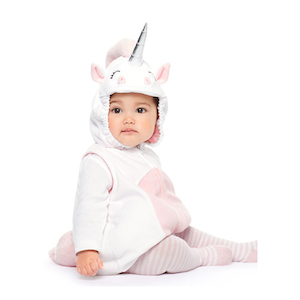 Carter's Little Unicorn Halloween Costume photo