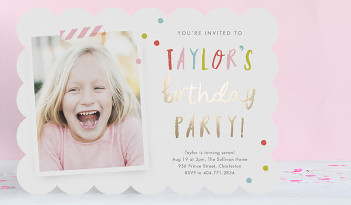 From Birth Announcements to Party Invitations, Here are Minted's Best Designs for Families