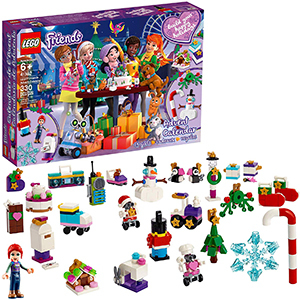 LEGO Friends Advent Calendar photo