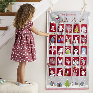 Quilted Kids Advent Calendar photo
