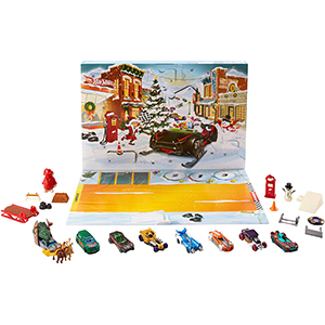Hot Wheels Advent Calendar photo