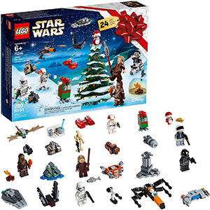 LEGO Star Wars Advent Calendar photo