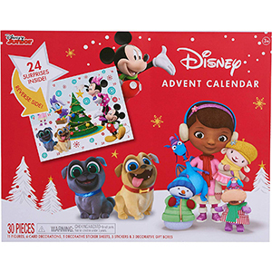 Disney Jr. Advent Calendar photo