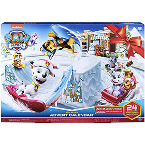 PAW Patrol Advent Calendar photo