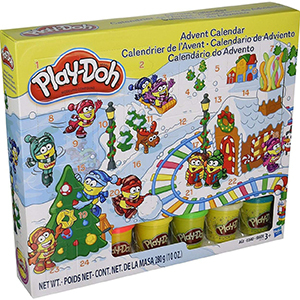 Play-Doh Advent Calendar photo