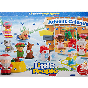 Little People Advent Calendar photo