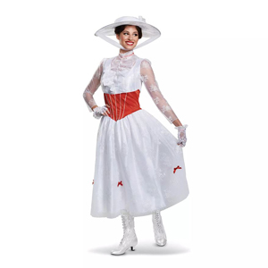 Adult Mary Poppins Costume photo