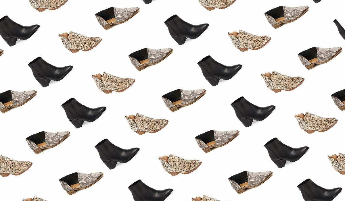 Booties for Moms to Take from the Office to the Playground