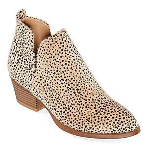 CL by Laundry Women's Cicie Stacked Heel Booties photo
