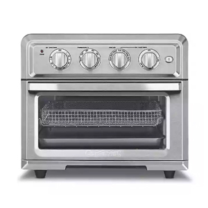 Cuisinart toaster oven with two racks photo