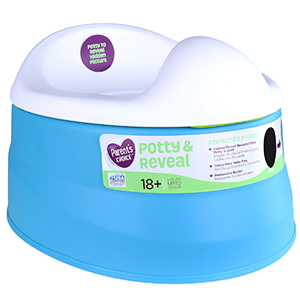 Parent's Choice Potty and Reveal photo
