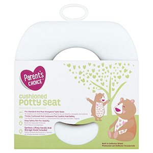 Parent's Choice Cushioned Potty Seat photo