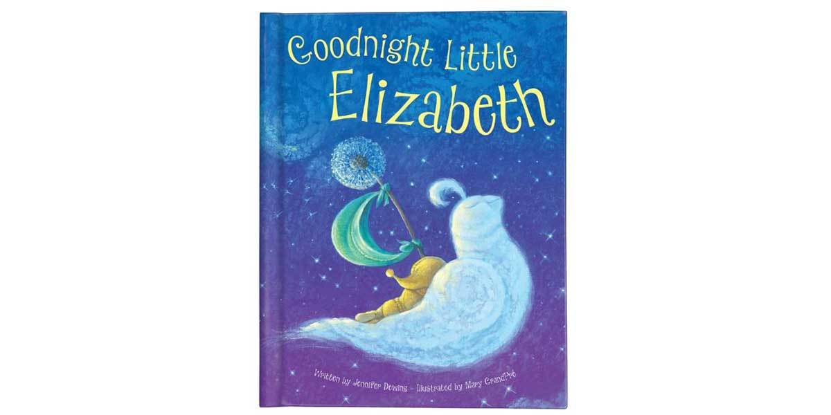personalized bedtime book photo