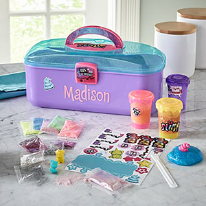 Personalized Slime Kit for Kids photo