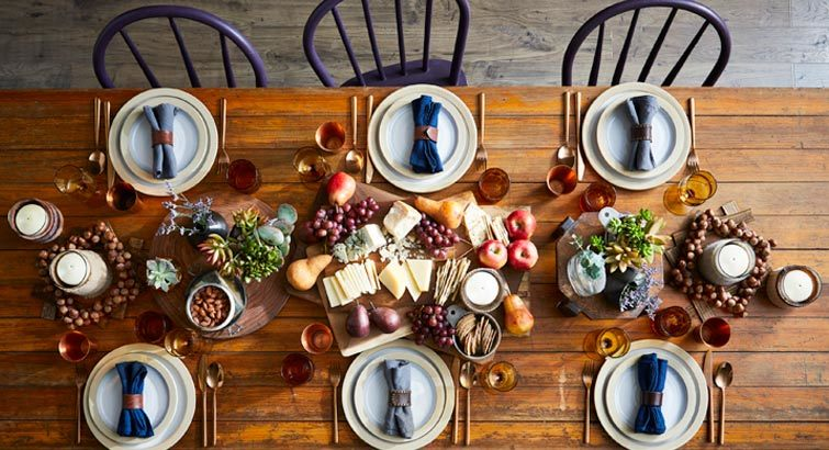 31 Fall Table Decorations You'll Want to Leave Up All Season Long