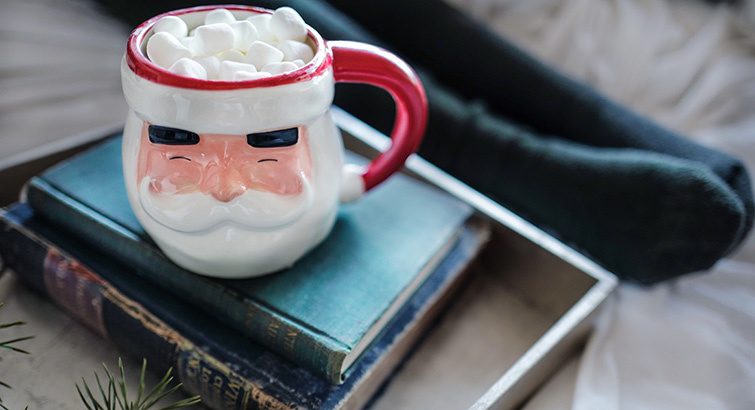 We're Gifting These Sweet Coffee Mugs to Everyone on Our Nice List This Holiday Season