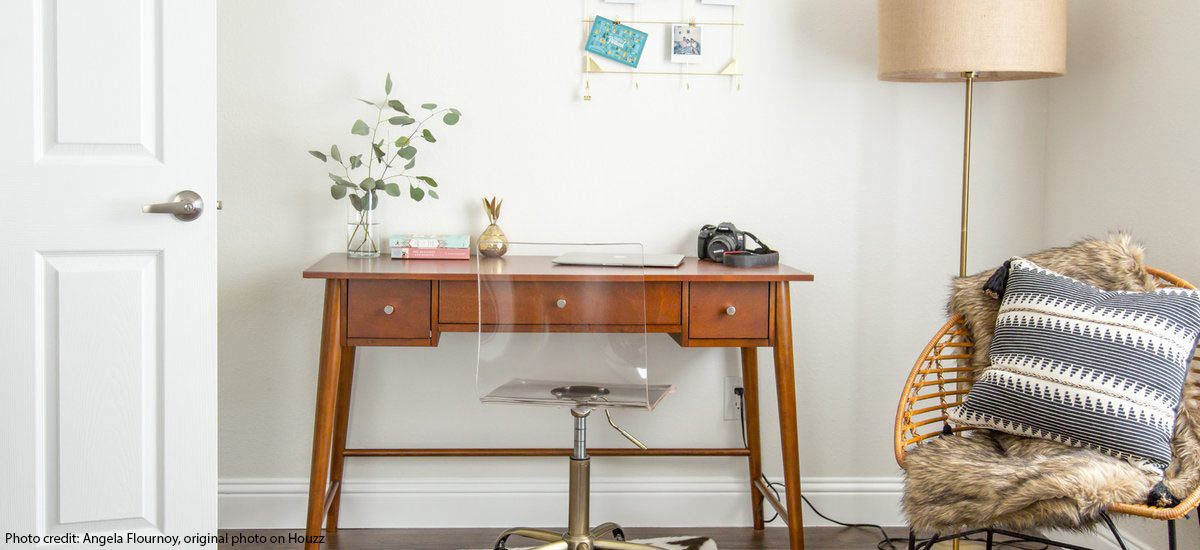 Give Your Home Office an Upgrade With These Productive (and Cozy!) Essentials