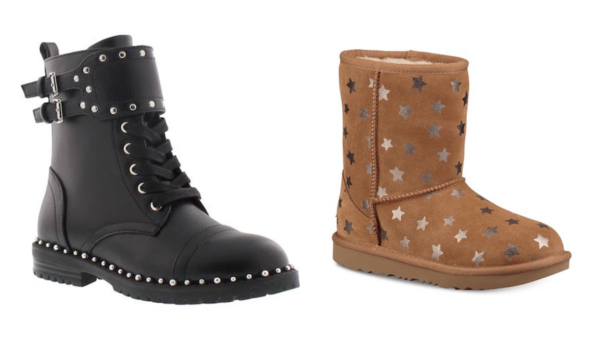 Best Fall Boots for Big and Little Girls