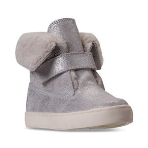 Polo Ralph Lauren Toddler Girls' Siena Booties from Finish Line photo