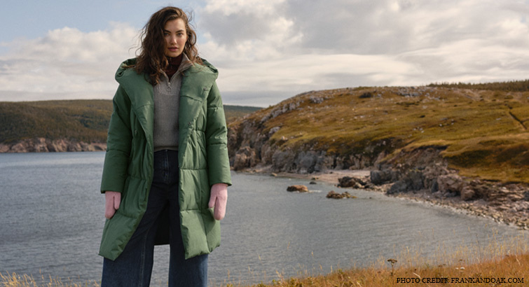 Frank and Oak's New Outerwear Collections Defy Winter Weather With Serious Style