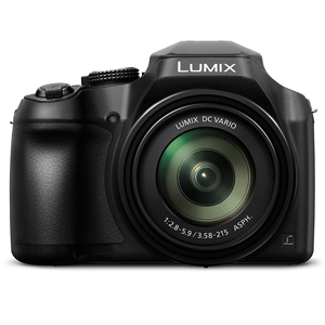 Black Panasonic digital camera from Amazon photo