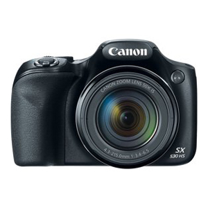 Black Canon Powershot digital camera from Walmart photo