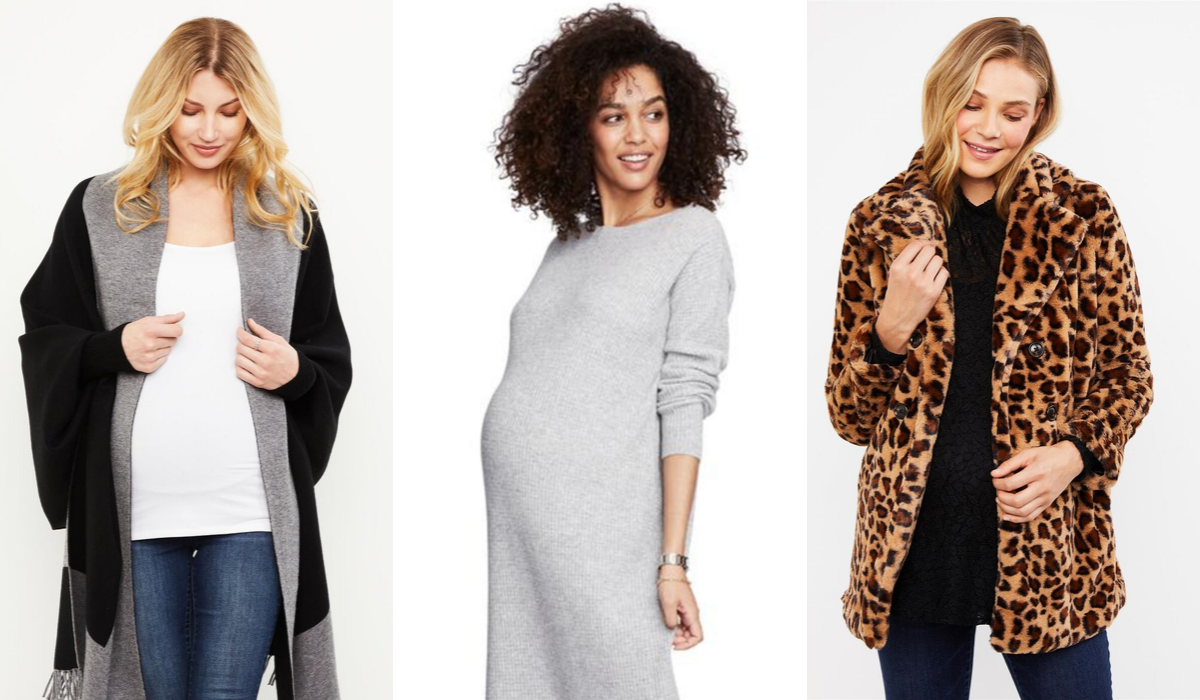 Maternity Clothes Must-Haves for Cold Winter Weather