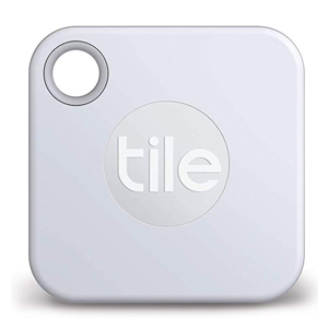 Tile Mate tracker from Amazon photo
