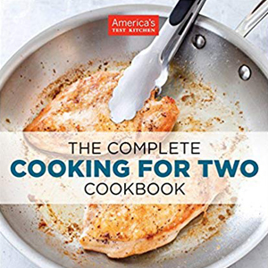 The Complete Cooking for Two Cookbook from Amazon photo