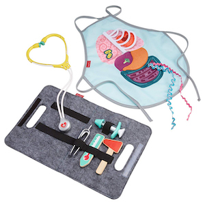Fisher-Price Patient and Doctor Kit with Accessories photo