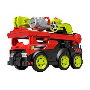 Fisher-Price Rescue Heroes Transforming Fire Truck photo