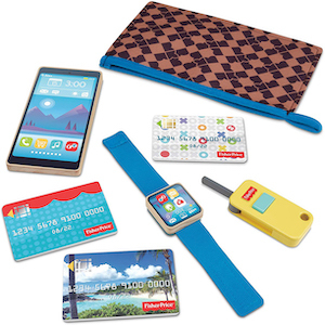Fisher-Price On the Go Wallet photo