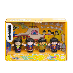 Fisher-Price The Beatles Yellow Submarine by Little People photo