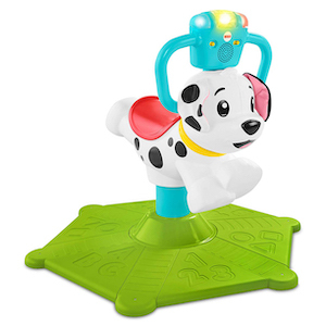 Fisher-Price Bounce and Spin Puppy photo