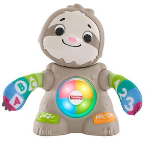 Fisher-Price Linkimals Smooth Moves Sloth photo