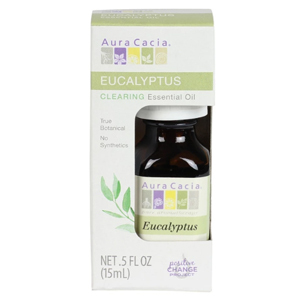 Eucalyptus essential oil from Target photo