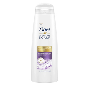 Dove scalp soothing moisture shampoo from Target photo