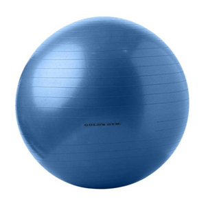 Blue exercise ball from Walmart photo