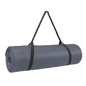 Gray exercise Mat from Bed Bath and Beyond photo
