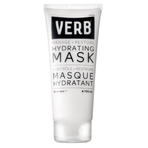 VERB hydrating hair mask in white tube from Sephora photo