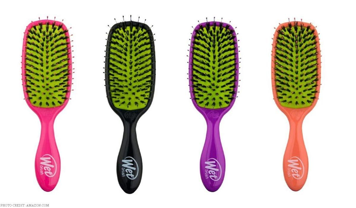 This Is the Best Brush I've Ever Used on My Fine Hair—And It's Under $10 on Amazon