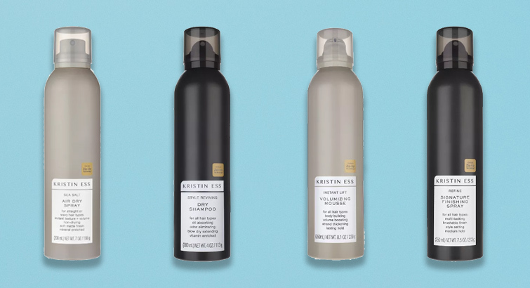 I Tried These Under-$15 Kristin Ess Styling Products and My Hair Has Never Looked So Good