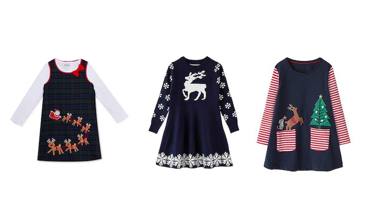 The Best Holiday Dresses for Girls of All Ages